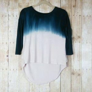 Urban X Ombra Peach, Black shirt Sz. M